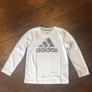 Adidas kids boy top tee